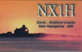 QSL image for NX1H