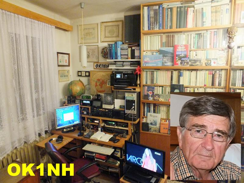 QSL image for OK1NH