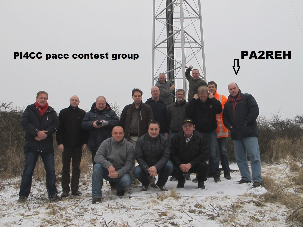 QSL image for PA2REH