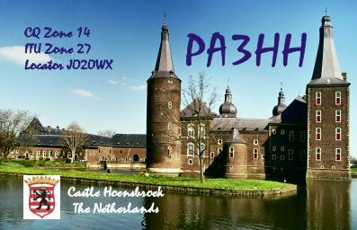 QSL image for PA3HH