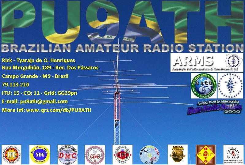 QSL image for PU9ATH