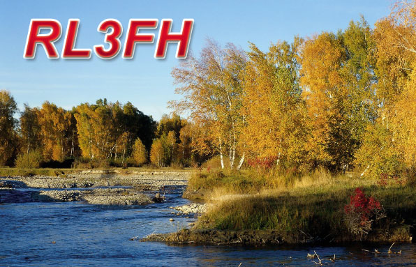 QSL image for RL3FH
