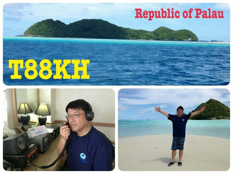 QSL image for T88KH