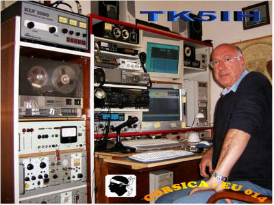 QSL image for TK5IH