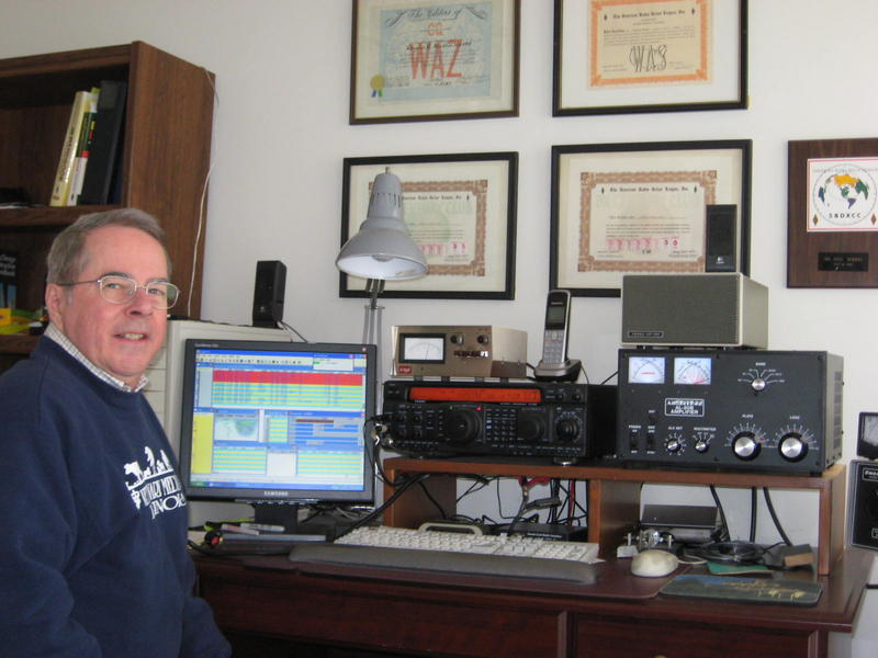 QSL image for W3HDH