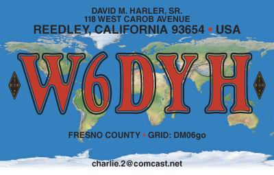 QSL image for W6DYH