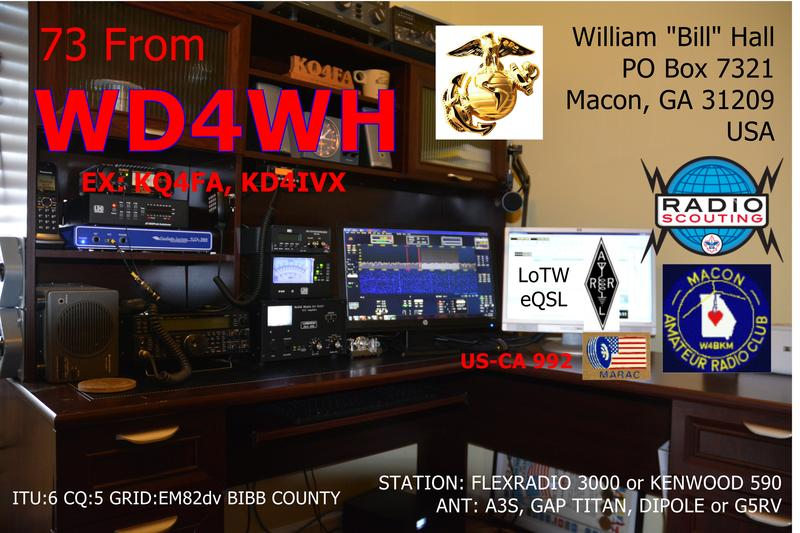 QSL image for WD4WH