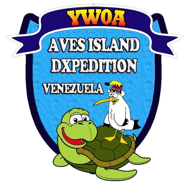 QSL image for YY4HAH