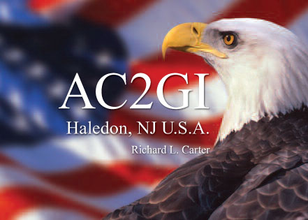 QSL image for AC2GI