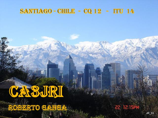 QSL image for CA3JRI