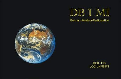 QSL image for DB1MI