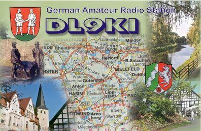 QSL image for DL9KI
