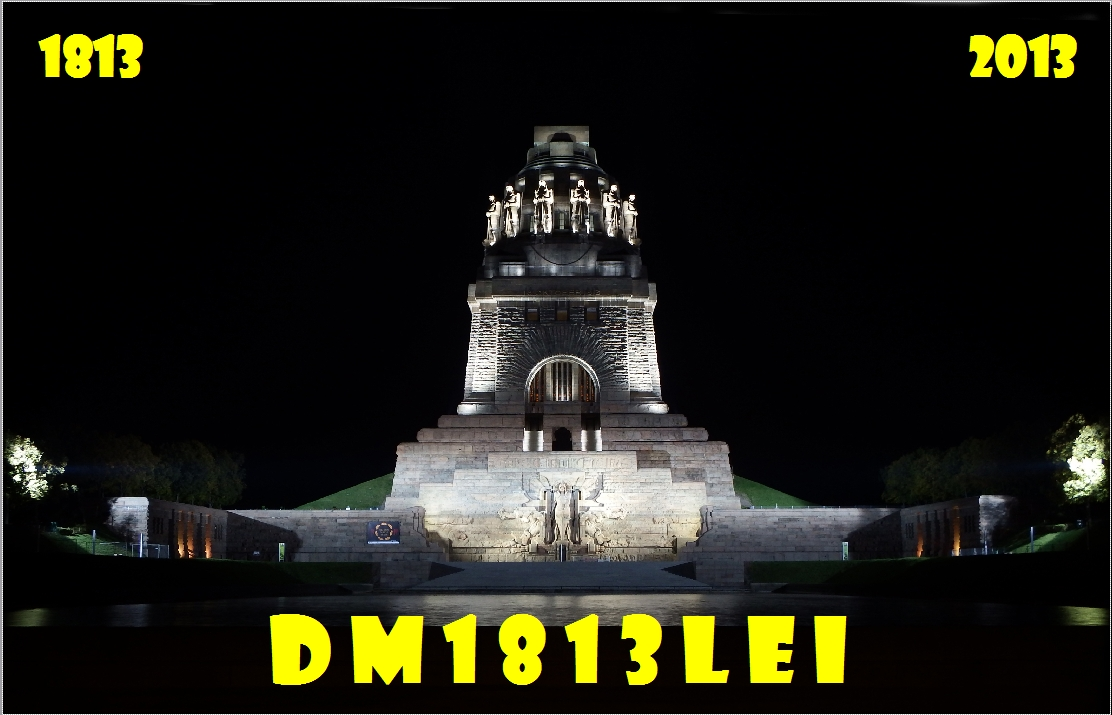 QSL image for DM1813LEI