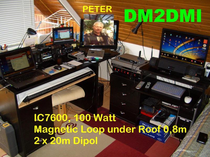 QSL image for DM2DMI