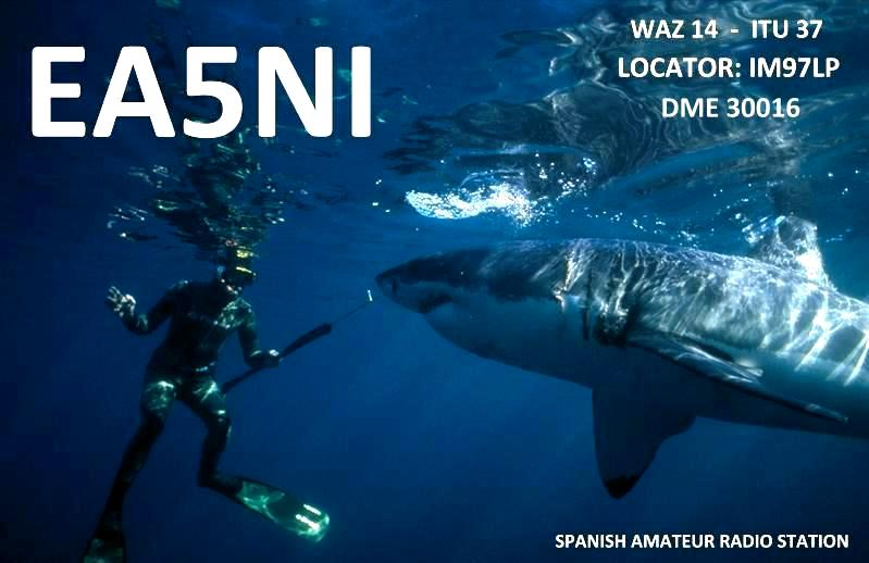 QSL image for EA5NI