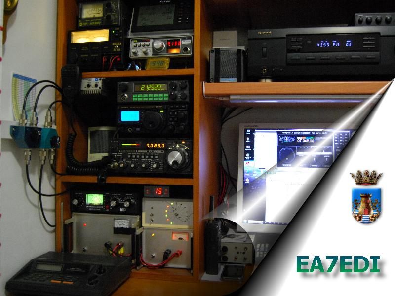 QSL image for EA7EDI