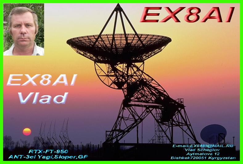 QSL image for EX8AI