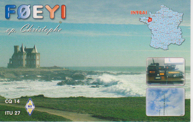 QSL image for F0EYI