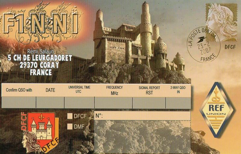 QSL image for F1NNI
