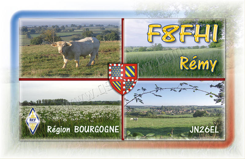 QSL image for F8FHI