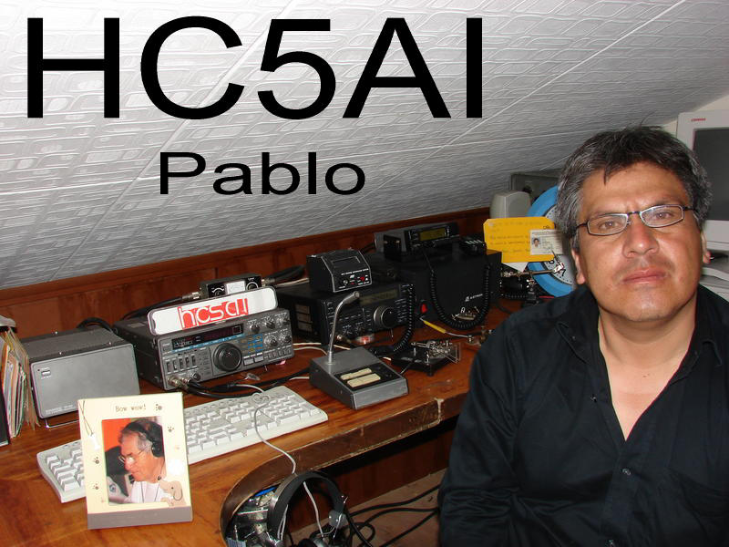 QSL image for HC5AI