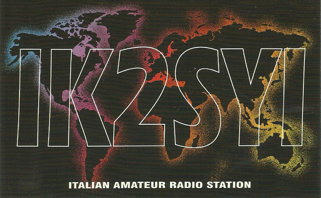 QSL image for IK2SYI