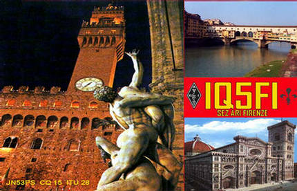 QSL image for IQ5FI