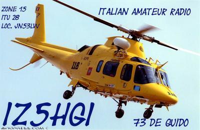 QSL image for IZ5HGI