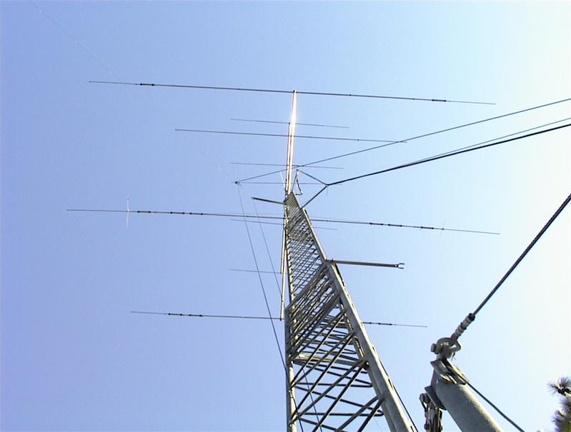 Quagi - Antennas: Quagi - The DXZone: ham-radio, shortwave and cb