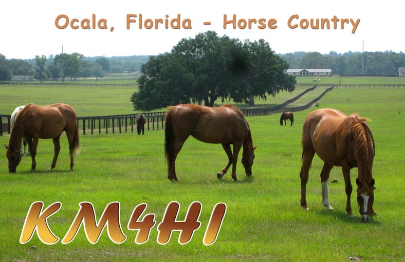 QSL image for KM4HI