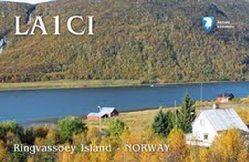 QSL image for LA1CI