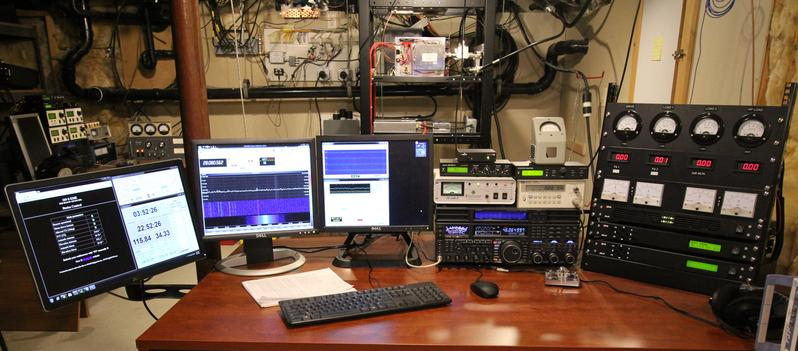 NC1I 23cm EME station