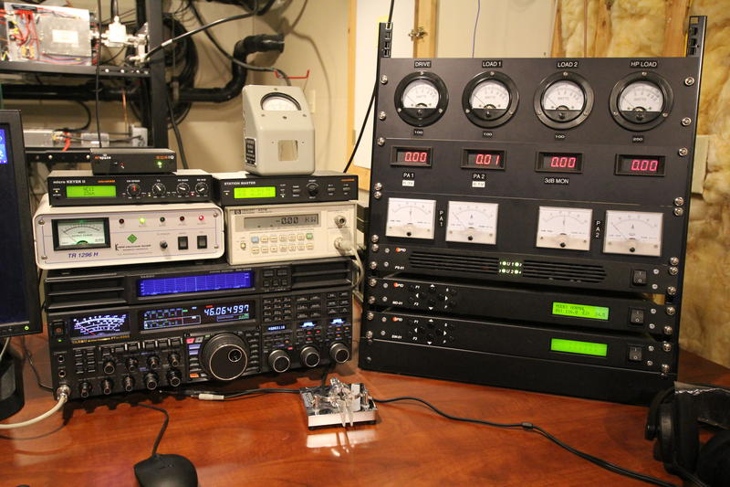 NC1I FTDX5000 rotor and amp control