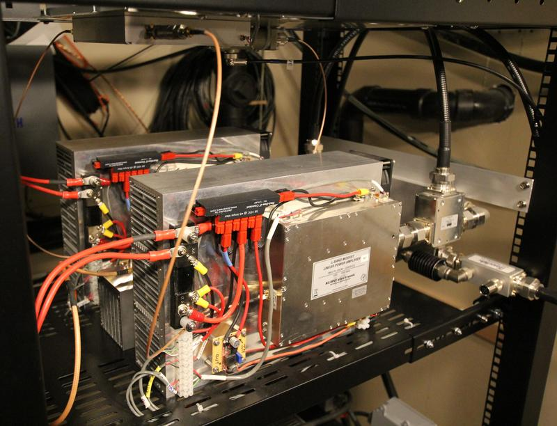 NC1I 23cm EME power amp