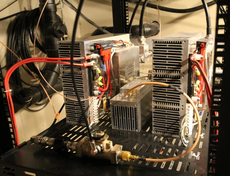 NC1I 23cm EME power amps