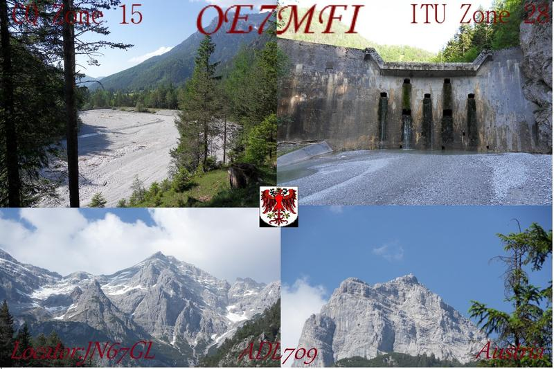 QSL image for OE7MFI