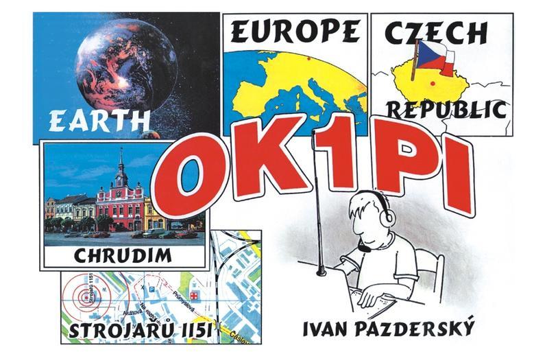 QSL image for OK1PI