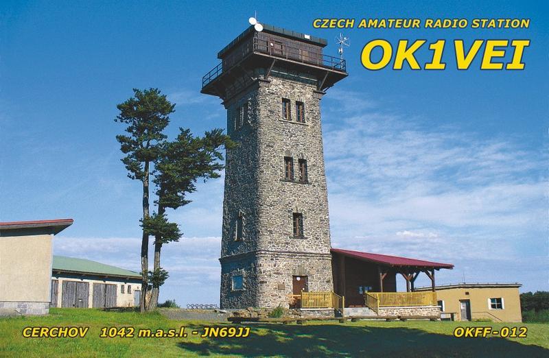 QSL image for OK1VEI
