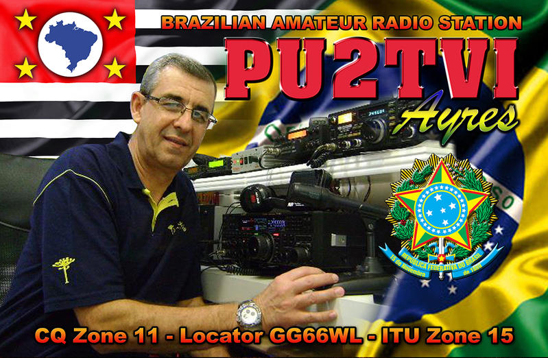 QSL image for PU2TVI