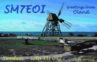QSL image for SM7EOI