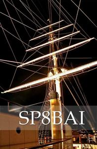 QSL image for SP8BAI