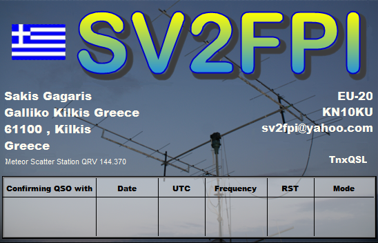 QSL image for SV2FPI