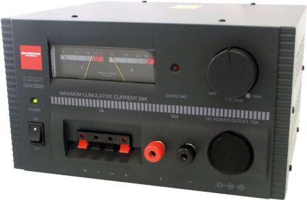 Блок питания 0-30 вольт с регулируемым током 0 002-3 А - Практическая схемотехника.