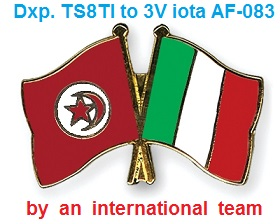 QSL image for TS8TI