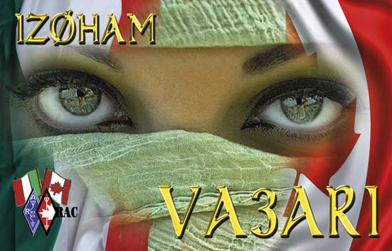 QSL image for VA3ARI