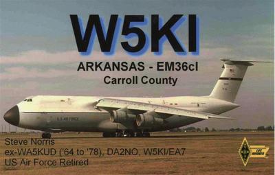 QSL image for W5KI