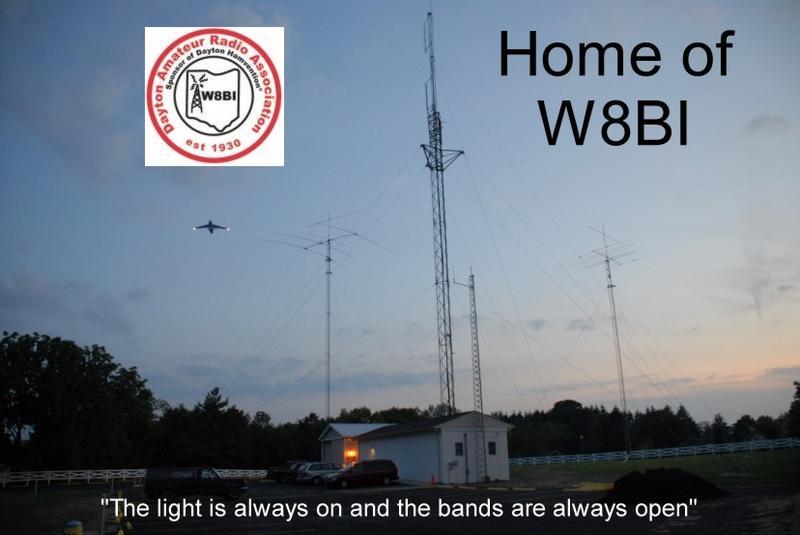 QSL image for W8BI