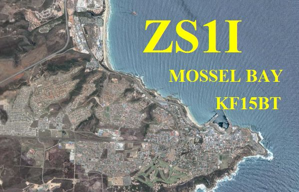 QSL image for ZS1I