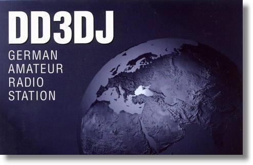 QSL image for DD3DJ