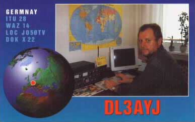 QSL image for DL3AYJ